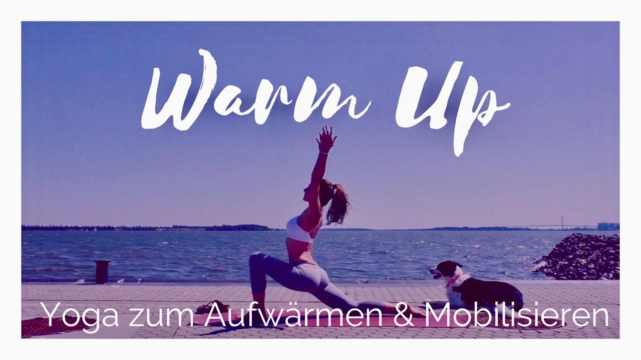 Warm Up Yoga Flow